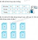 Bài 1, 2, 3, 4 trang 129 sgk Toán lớp 2