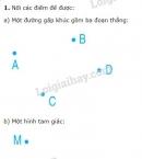 Bài 1, 2, 3, 4 trang 131 sgk Toán lớp 2