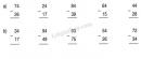 Bài 1, 2, 3, 4 trang 63 sgk toán 2