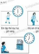 Bài 1, 2, 3 trang 76, 77 sgk toán 2