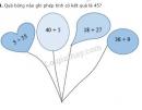 Bài 1, 2, 3, 4 trang 36 sgk toán 2