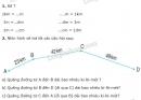 Bài 1, 2, 3, 4 trang 151, 152 sgk Toán lớp 2