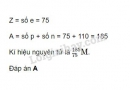 Bài 1 trang 22 SGK Hoá học 10