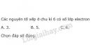 Bài 1 trang 35 SGK Hoá học 10