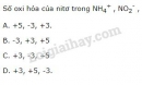 Bài 1 trang 74 SGK Hóa học 10