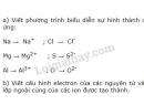 Bài 1 trang 76 sgk hóa học 10