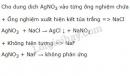 Bài 10 trang 114 sgk Hóa học 10
