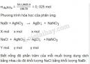 Bài 10 trang 119 SGK Hóa học 10