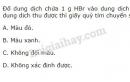 Bài 2 trang 113 SGK Hóa học 10