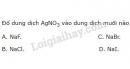 Bài 2 trang 118 sgk Hóa học lớp 10