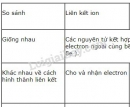 Bài 2 trang 76 sgk hóa học 10