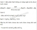 Bài 3 trang 108 sgk Hóa học lớp 10