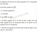 Bài 3 trang 18 SGK Hoá học 10