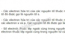 Bài 3 trang 41 SGK Hóa học 10