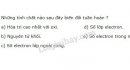 Bài 3 trang 47 sgk hóa học 10