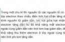 Bài 3 trang 54 sgk hóa học 10