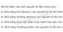 Bài 3 trang 64 sgk hóa học 10