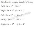 Bài 3 trang 74 SGK Hóa học 10