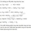 Bài 4 trang 108 sgk Hóa học lớp 10