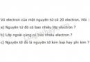 Bài 4 trang 40 sgk hoá học 10