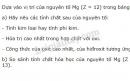 Bài 4 trang 51 SGK Hóa học 10