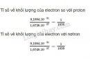 Bài 4 trang 9 SGK Hoá học 10