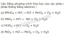 Bài 5 trang 101 SGK Hóa học 10