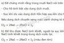 Bài 5 trang 113 sgk Hóa học 10