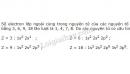 Bài 5 trang 28 SGK Hoá học 10