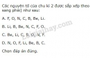 Bài 5 trang 48 sgk hóa học 10