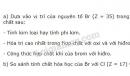 Bài 5 trang 51 SGK Hóa học 10