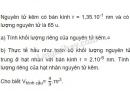 Bài 5 trang 9 SGK Hoá học 10