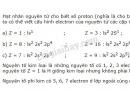 Bài 6 trang 28 SGK Hoá học 10