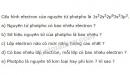 Bài 6 trang 30 sgk hoá học 10