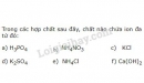 Bài 6 trang 60 sgk hóa học 10