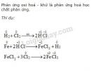 Bài 6 trang 83 SGK Hóa học 10