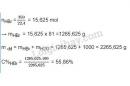 Bài 7 trang 114 sgk Hóa học lớp 10