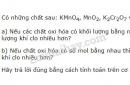 Bài 6 trang 119 sgk Hóa học lớp 10