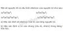 Bài 7 trang 41 SGK Hóa học 10