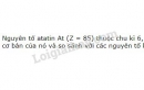 Bài 7 trang 51 sgk hóa học 10
