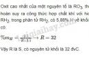 Bài 7 trang 54 SGK Hóa học 10