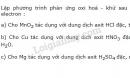 Bài 7 trang 83 SGK Hóa học 10