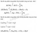 Bài 7 trang 87 SGK Hóa học 10