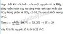 Bài 8 trang 54 sgk hóa học 10