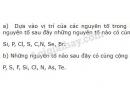 Bài 8 trang 76 sgk hóa học 10