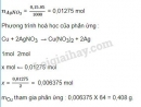 Bài 8 trang 83 SGK Hóa học 10