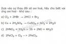Bài 8 trang 90 SGK Hóa học 10