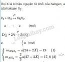 Bài 8 trang 96 SGK Hóa học 10