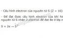 Bài 9 trang 48 SGK Hóa học 10