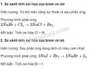 Báo cáo thực hành: Tính chất hóa học của brom và iot